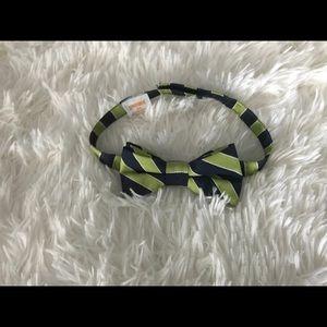 Toddler boy Striped Bow tie